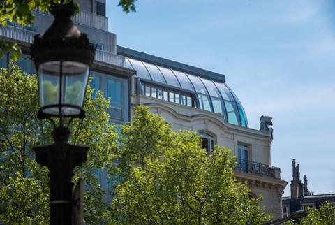 Dôme des Champs Elysées